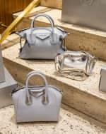 Image 2 of 6: Givenchy Antigona Soft Small Leather Bag