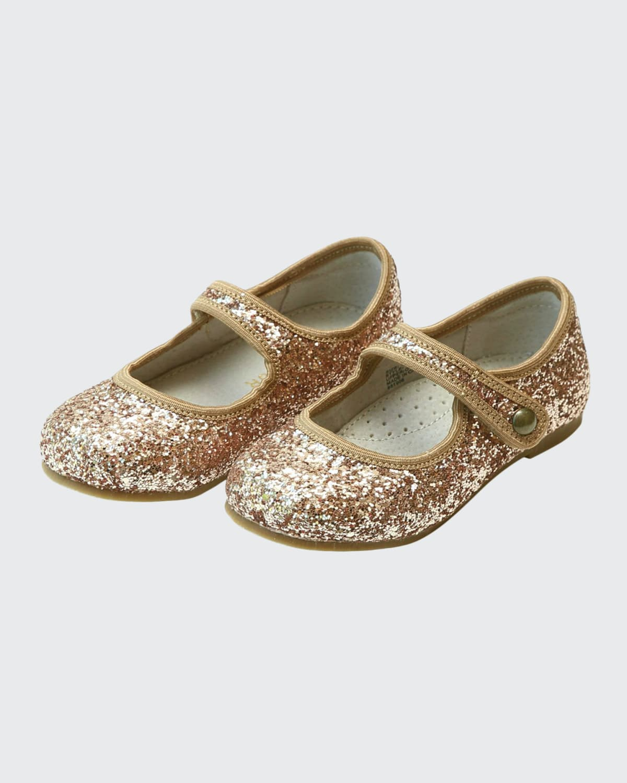 Girl's Renata Glitter Mary Jane Shoes