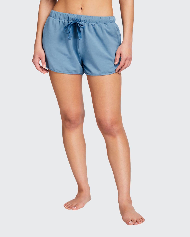 Blair Boardwalk Cotton-Blend Shorts
