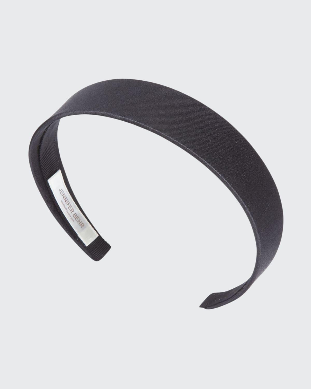Lydia Silk Satin Headband