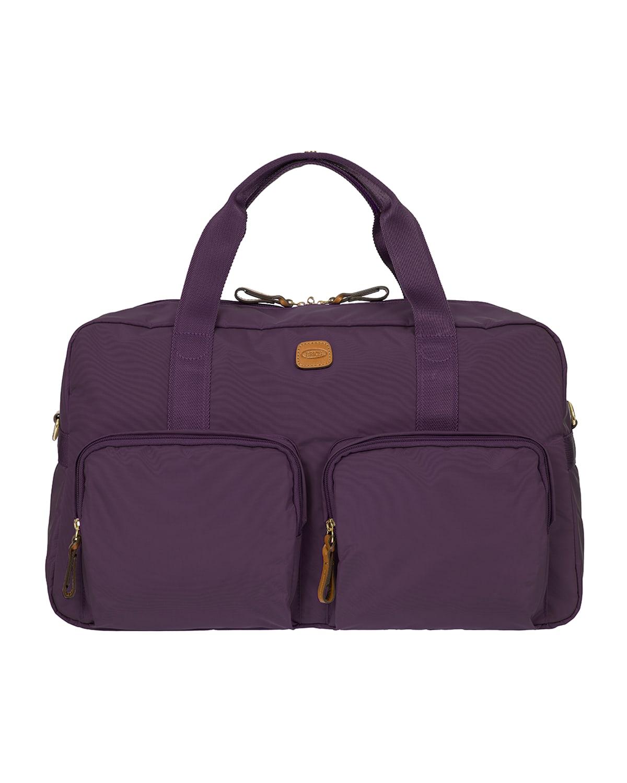 X-Travel Nylon Boarding Duffel Bag