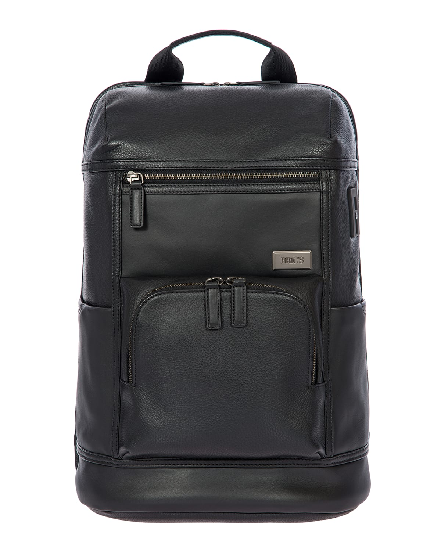 Torino Men's Leather Urban Backpack