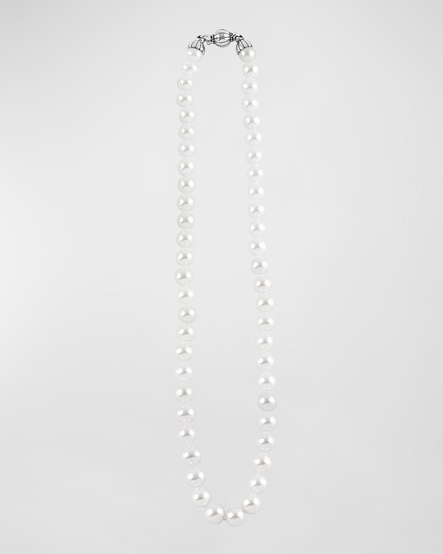 Luna 8-8.5mm Pearl Necklace