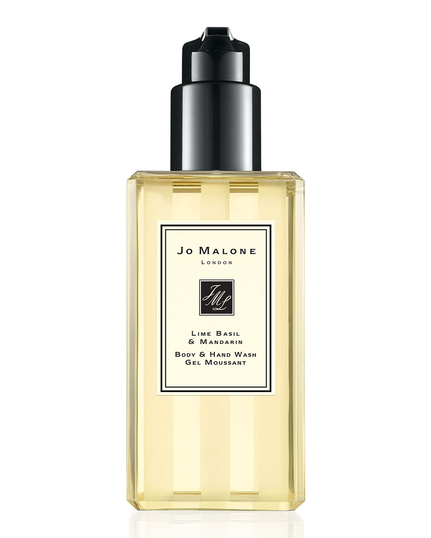 8.5 oz. Lime Basil & Mandarin Body & Hand Wash