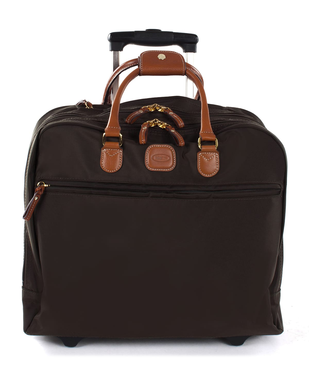 Black Rolling Pilot Case Luggage