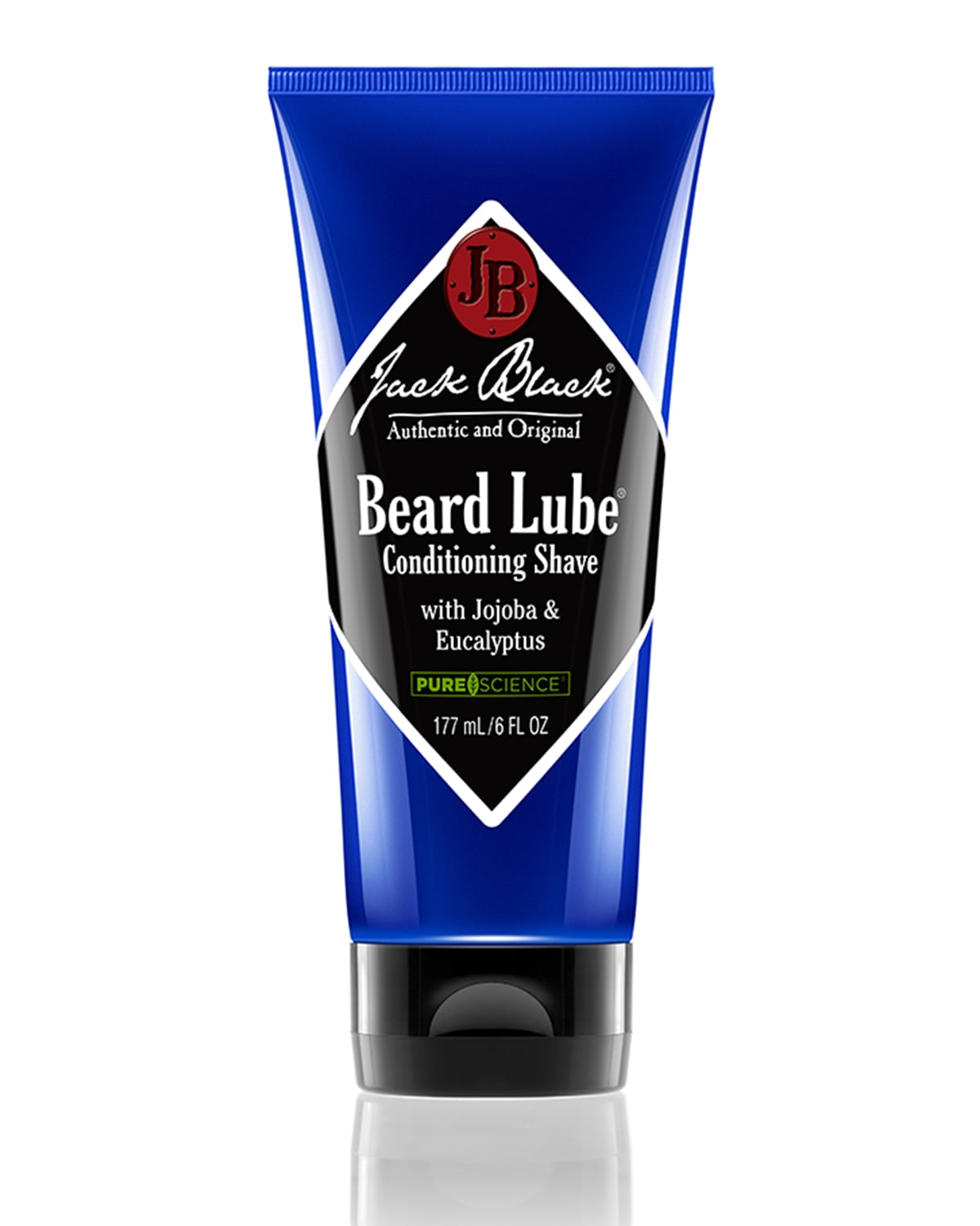 6 oz. Beard Lube Conditioning Shave Balm