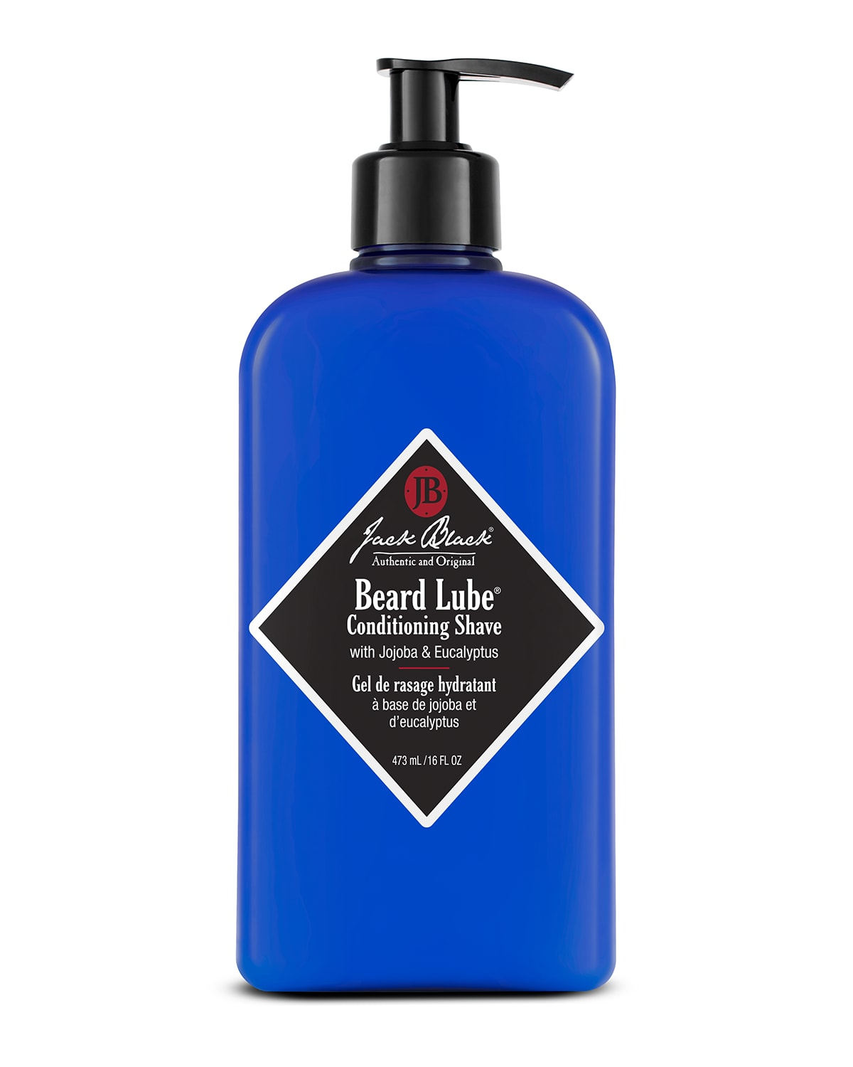 16 oz. Beard Lube Conditioning Shave Balm