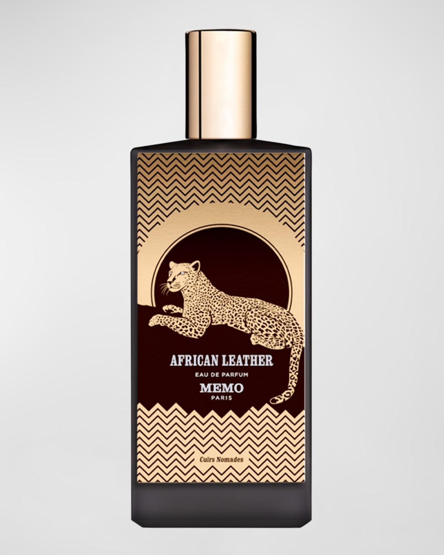 2.5 oz. African Leather Eau de parfum