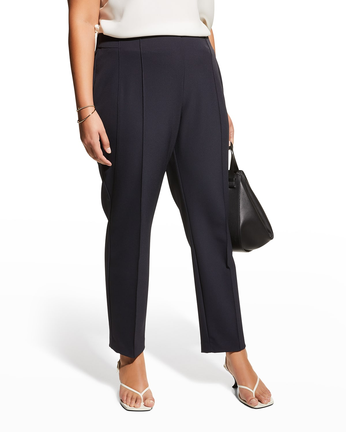 Plus Size Gramercy Acclaimed-Stretch Pants