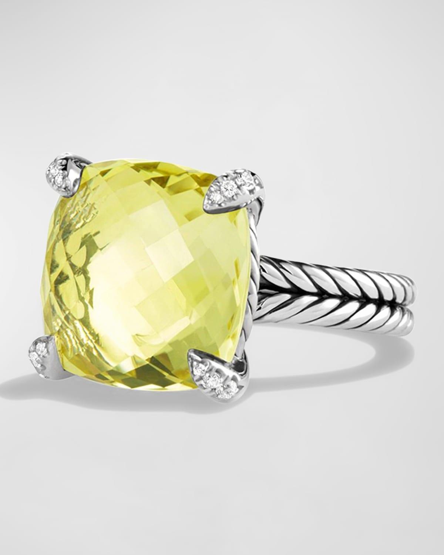 14mm Chatelaine Ring