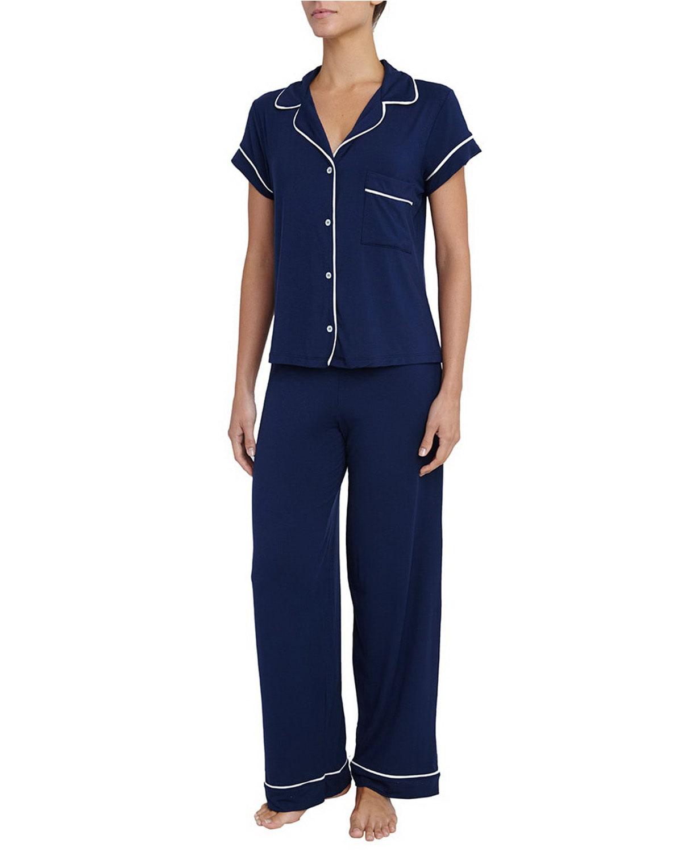 Gisele Short-Sleeve Pajama Set