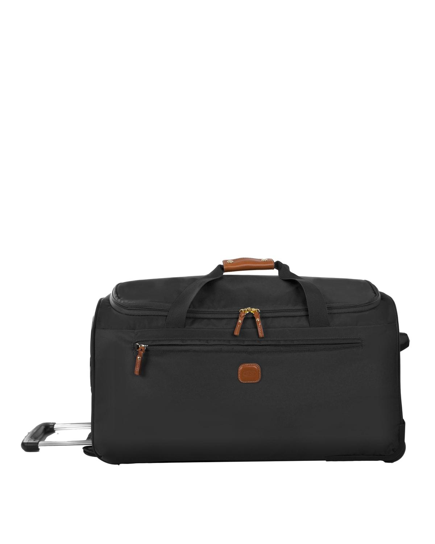 """Black X-Bag 28"""" Rolling Duffel Luggage"""