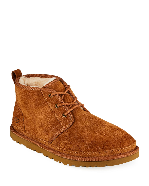 Neumel Suede Desert Boots