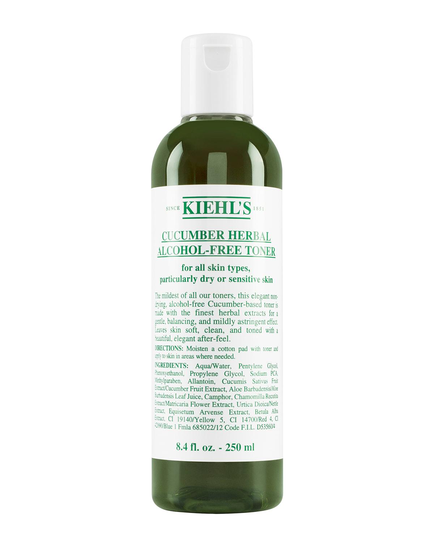 8.4 oz. Cucumber Herbal Alcohol-Free Toner