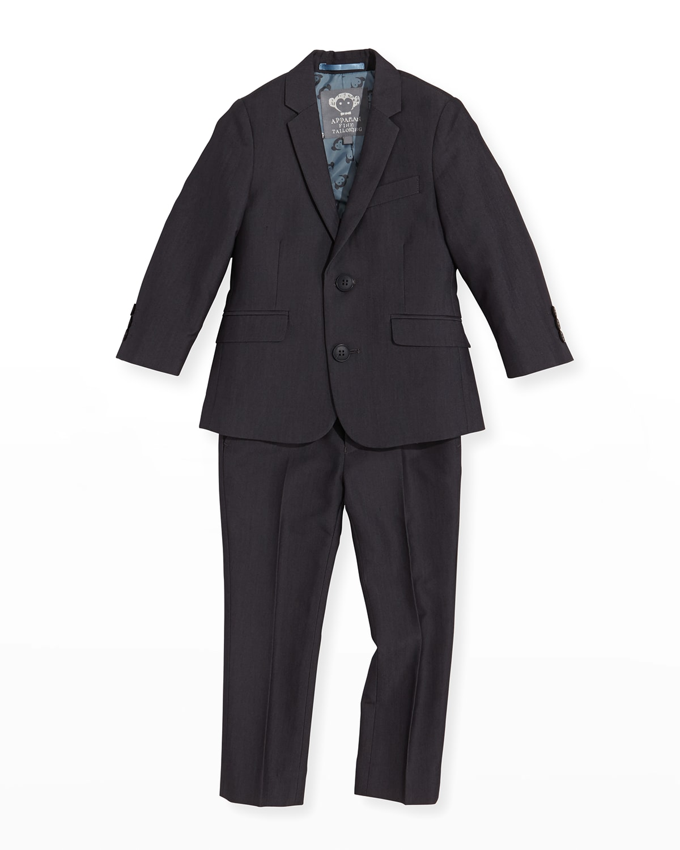 Boys' Two-Piece Mod Suit