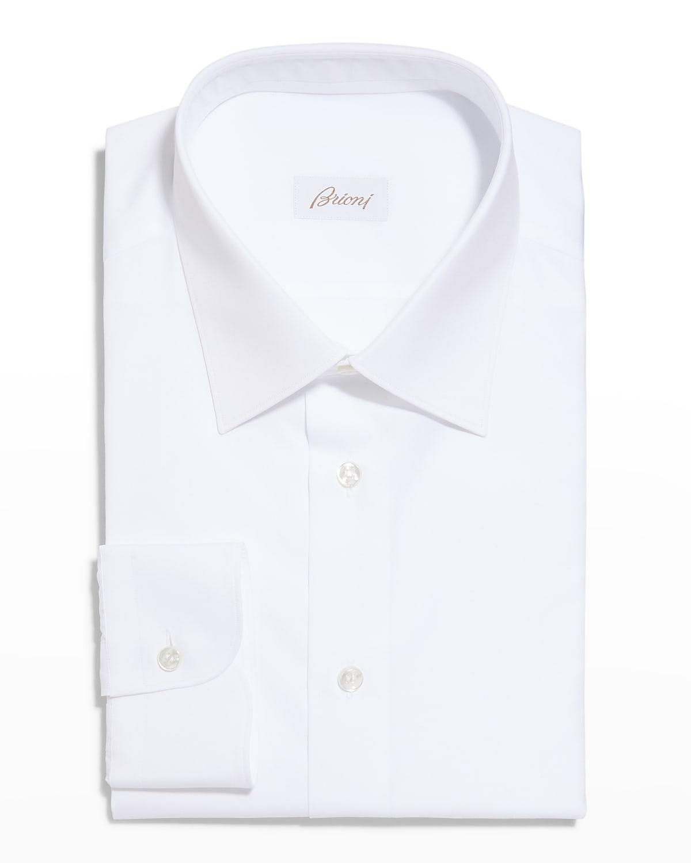 Wardrobe Essential Solid Dress Shirt