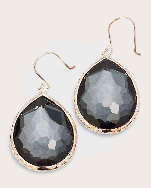 Sterling Silver Wonderland Teardrop Earrings