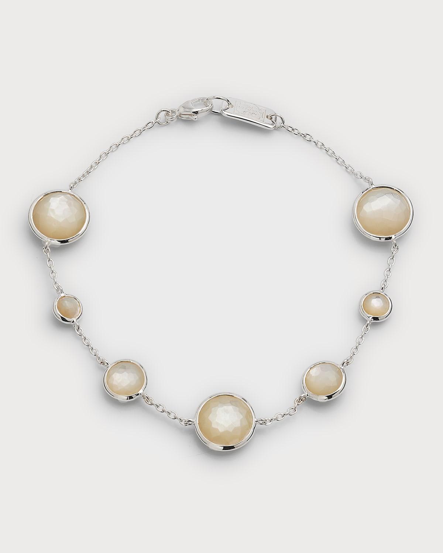 Rock Candy Mini Lollipop Turquoise Stone Necklace