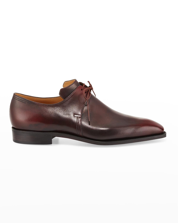 Arca Calf Leather Derby Shoe