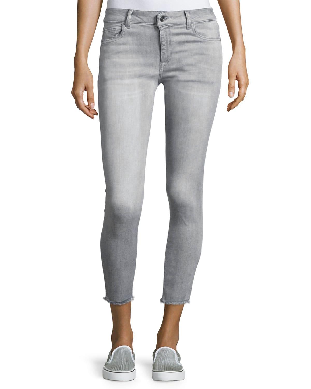 Florence Instasculpt Cropped Denim Jeans