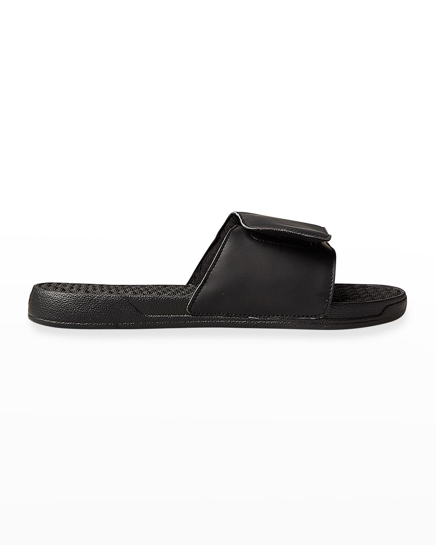 Men's NBA New York Nicks Primary Slide Sandals