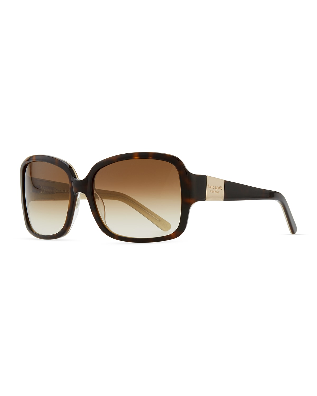 lulu square sunglasses