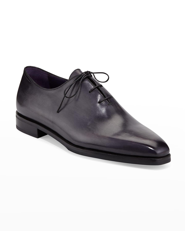 Alessandro Demesure Leather Oxford