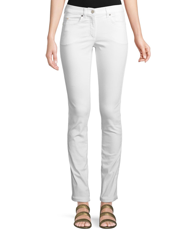 J223 Stretch-Denim Skinny Jeans