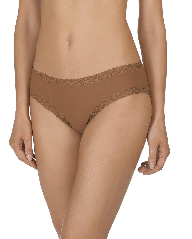 Bliss Girl Lace-Trim Bikini Briefs