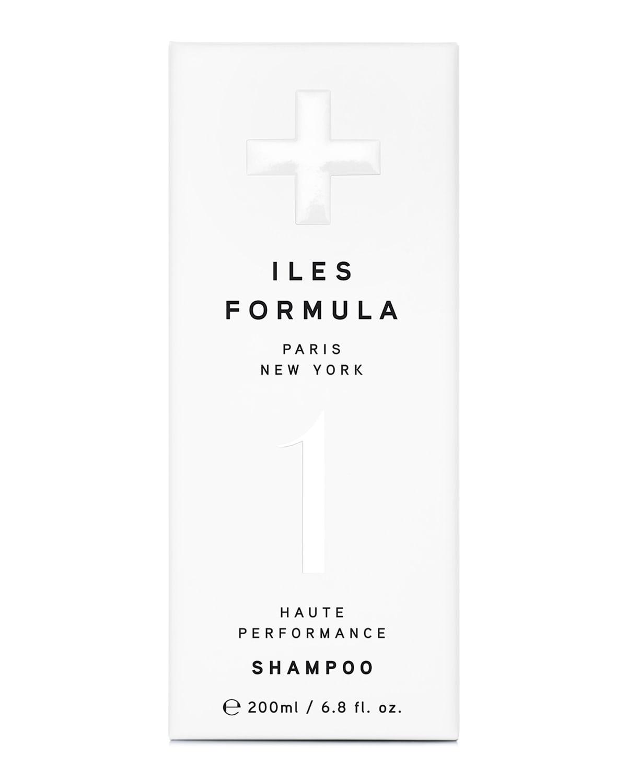 6.8 oz. Iles Formula Shampoo