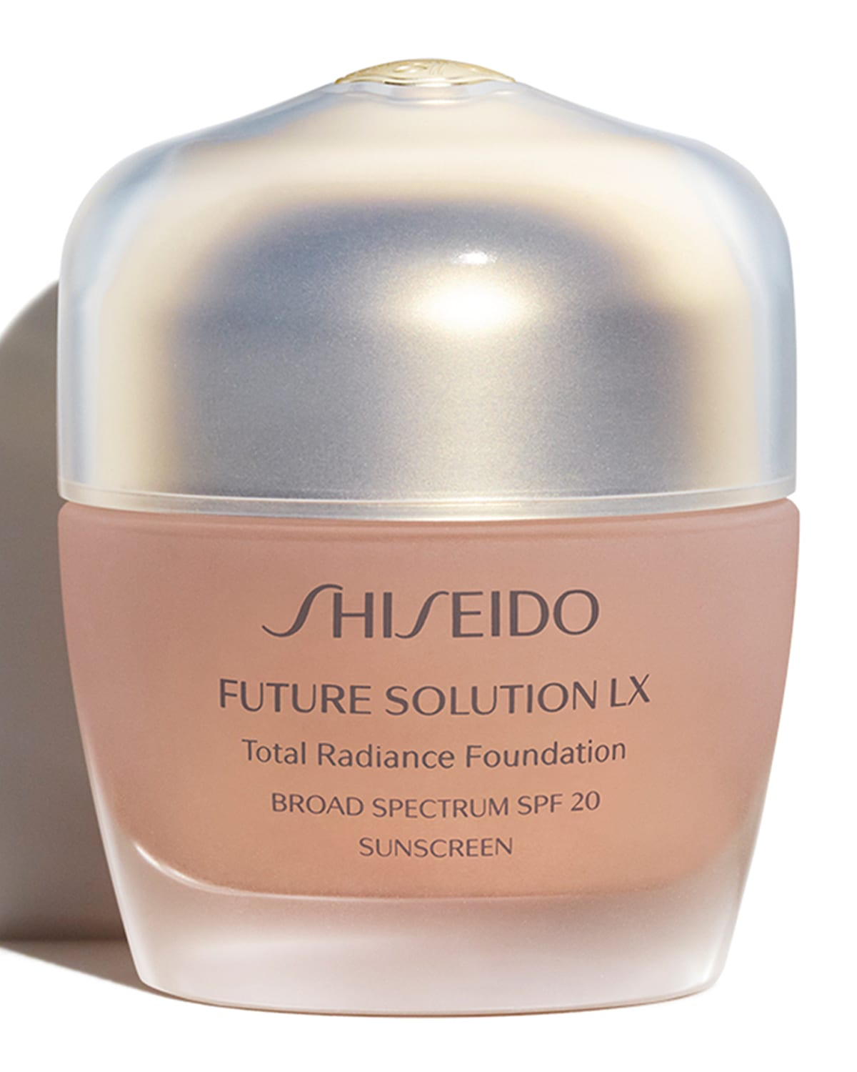 Future Solution LX Total Radiance Foundation Broad Spectrum SPF 20 Sunscreen