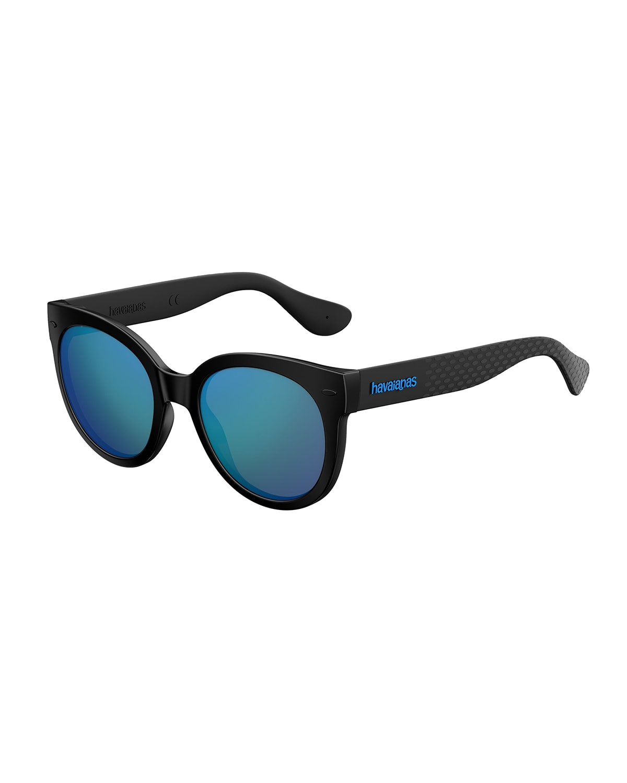 Noronham Two-Tone Rubber Sunglasses