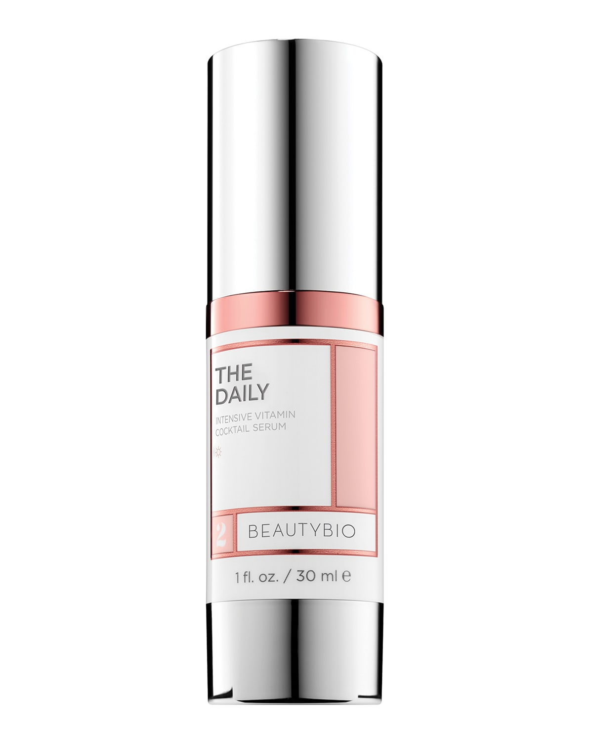1.0 oz. THE DAILY Intensive Vitamin Cocktail Serum