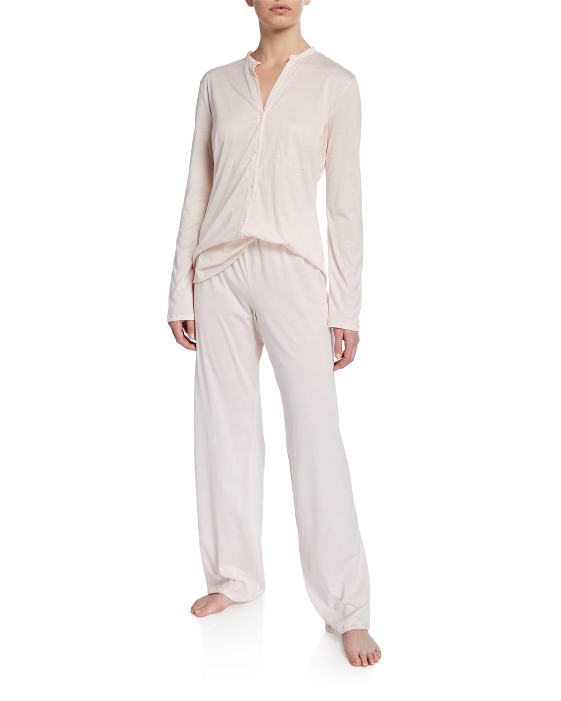 Cotton Deluxe Pajama Set