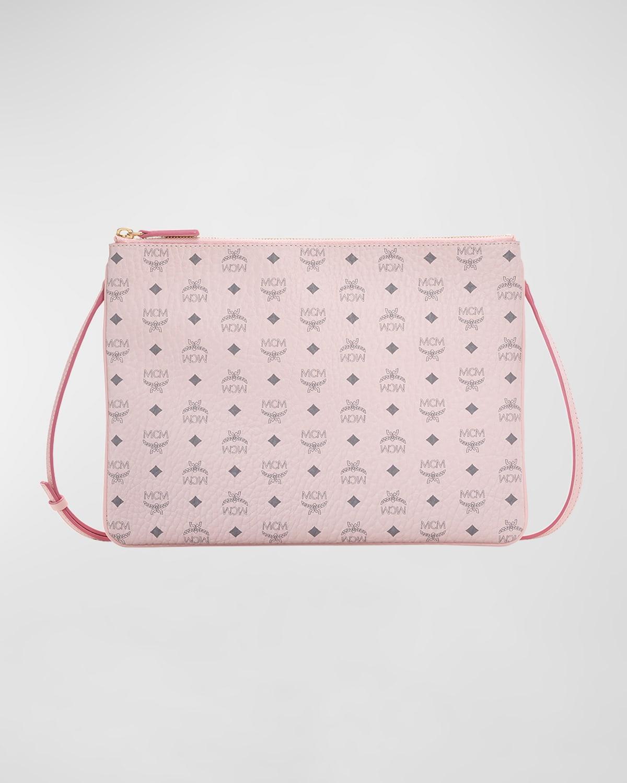 Medium Logo Crossbody Pouch Bag