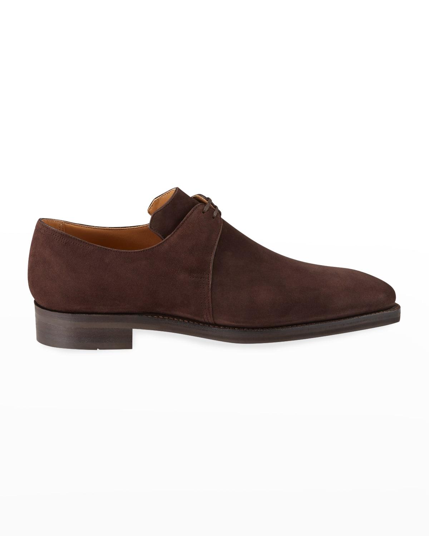 Men's Arca Suede Derby Shoes