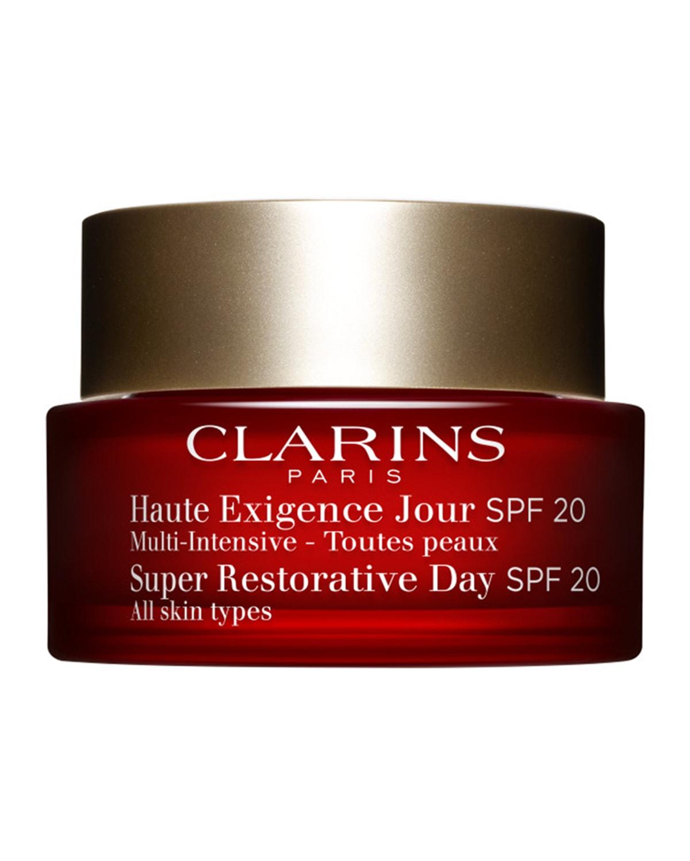 Clarins 1.7 oz. Super Restorative Day Cream SPF 20