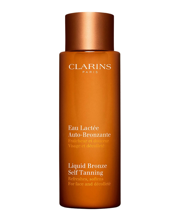 4.2 oz. Liquid Bronze Self Tanning for Face & Decollete