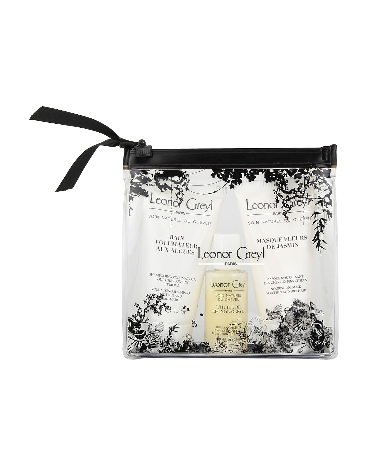 Paris Luxury Travel Kit for Colored Hair