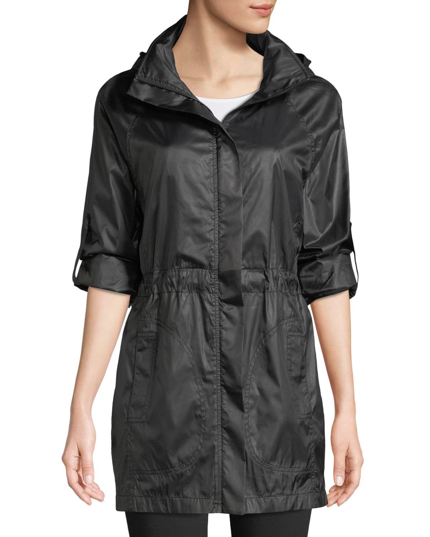 Merika Water-Resistant Travel Jacket