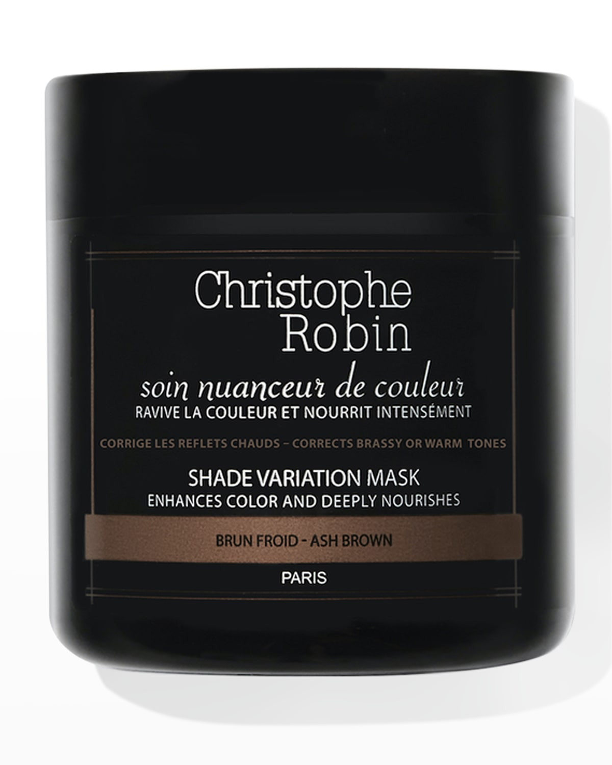 8.4 oz. Shade Variation Care Nutritive Mask with Temporary Coloring