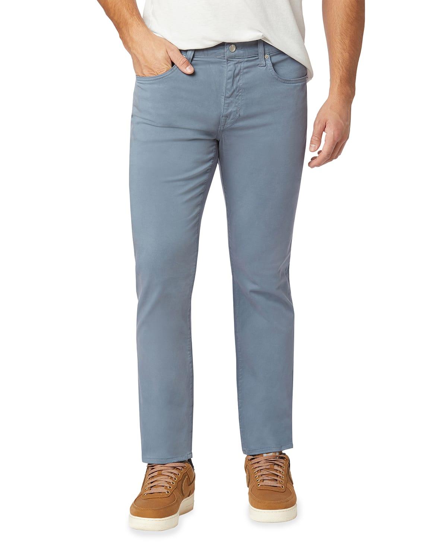 Men's Brixton Slim-Straight Sateen Twill Pants
