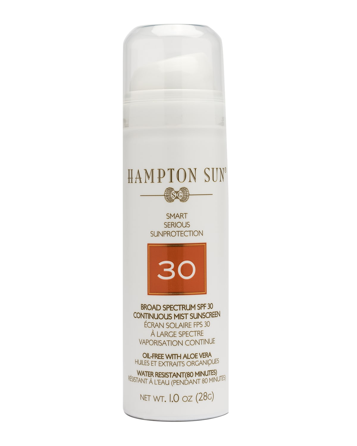 1 oz. SPF 30 Continuous Mist Sunscreen (Travel Size)