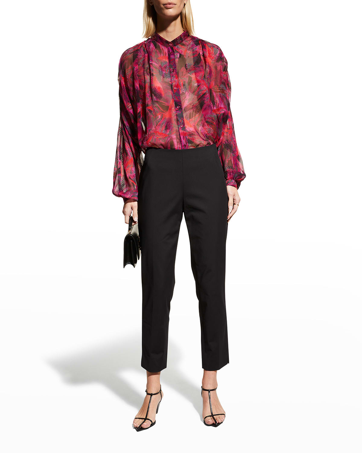Stanton Cropped Ankle Pants