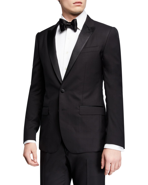 Men's Two-Piece Martini Tuxedo