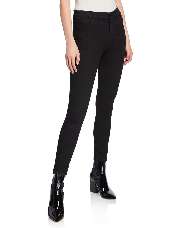 Maria Photo Ready Thunderhead High-Rise Skinny Jeans