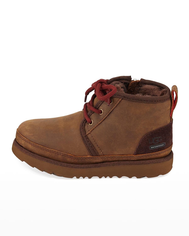 Neumel II Waterproof Lace-Up Boots