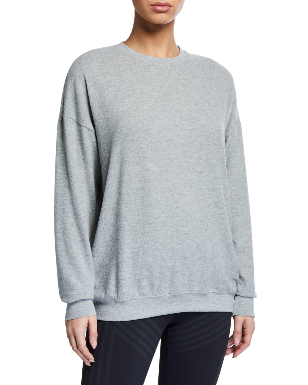 Soho Crewneck Pullover Sweatshirt