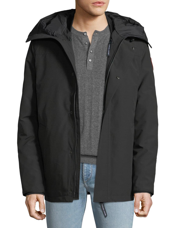 Men's Garibaldi 3-in-1 Parka Coat