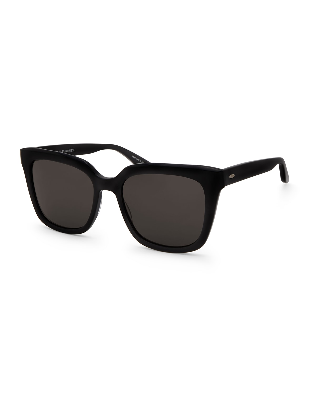 Bolsha Rectangle Gradient Sunglasses